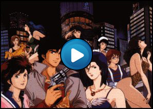 Sigla City Hunter seconda versione
