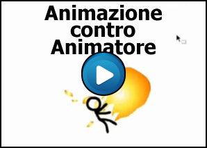Animatore contro la sua animazione 2