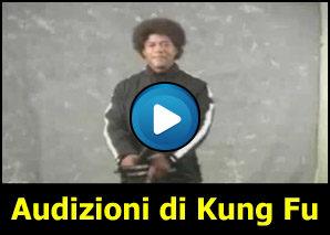 Audizioni di Kung Fu