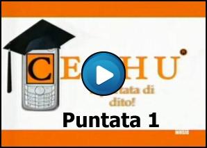 Cechu - cultura via sms Puntata 1