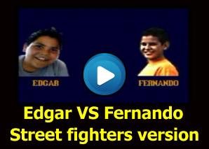 Edgar VS Fernando