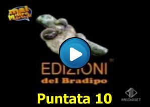 Edizioni del Bradipo Puntata 10