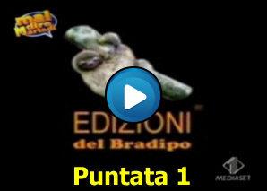 Edizioni del Bradipo Puntata 1