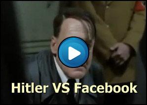 Hitler VS Facebook