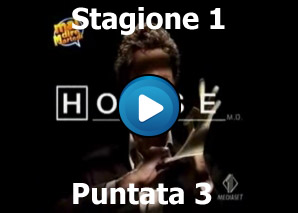 Mai dire Dr.House Stagione 1 - Puntata 3