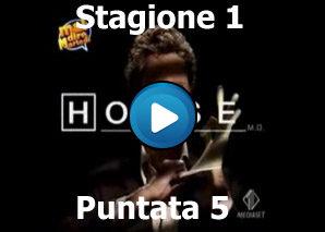 Mai dire Dr.House Stagione 1 – Puntata 5