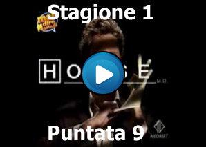 Mai dire Dr.House Stagione 1 – Puntata 9