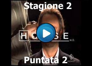 Mai dire Dr.House Stagione 2 – Puntata 1