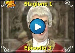 Sensualità a corte Stagione 1 Ep.3
