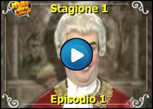 Sensualità a corte Stagione 1 Ep.1