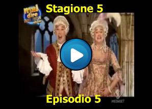 Sensualità a corte Stagione 5 Ep.5