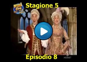 Sensualità a corte Stagione 5 Ep.8