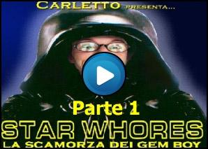 Star Whores parte 1