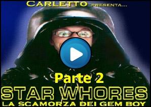Star Whores parte 2