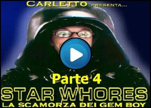 Star Whores parte 4