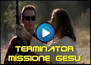 Terminator missione Gesù Parodia