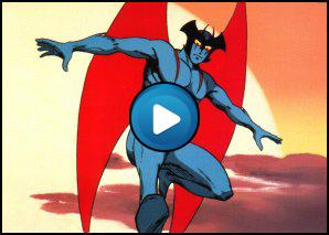Sigla Devilman uomo diavolo<br />