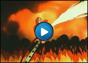 Sigla Grisù il draghetto pompiere