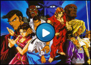 Sigla Street Fighter 2 Victory