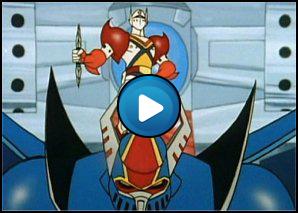 Sigla Tekkaman il cavaliere dello spazio