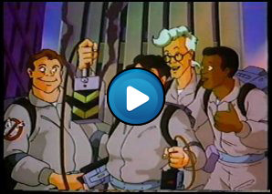 Sigla The real Ghostbusters