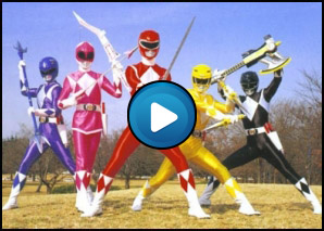 Sigla Power Rangers