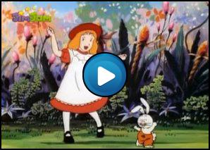 Sigla Alice nel paese delle meraviglie