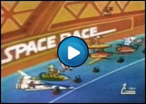 Sigla Space race – Le corse Spaziali