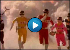 Sigla Saban's Power Ranger Lost Galaxy