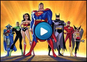 Sigla Justice League – Lega della giustizia