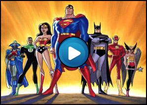 Sigla Justice League - Lega della giustizia