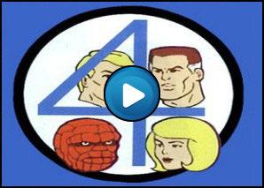 Sigla Fantastici 4 – anni '60