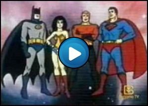 Sigla I Superamici - Superfriends Versione 3