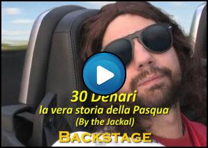Backstage di 30 Denari, la vera storia della Pasqua
