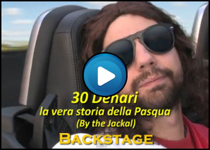 Backstage di 30 Denari, la veria storia della Pasqua