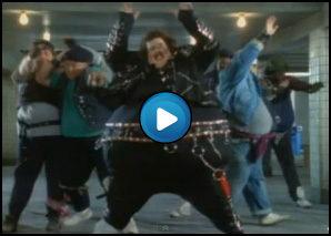 """Music Video """"Fat"""" parodia di """"Bad"""" di Michael Jackson"""