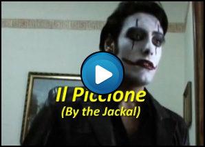 Il Piccione (parodia del Corvo)