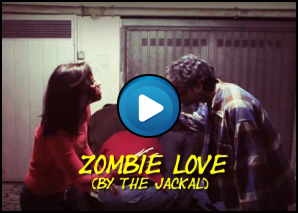 Zombie love - Happy valentine day