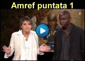 Amref con Paola Cortellesi - Puntata 1