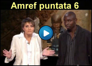 Amref con Paola Cortellesi – Puntata 6