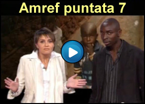 Amref con Paola Cortellesi – Puntata 7