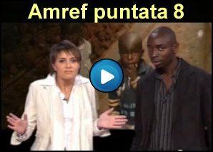 Amref con Paola Cortellesi – Puntata 8