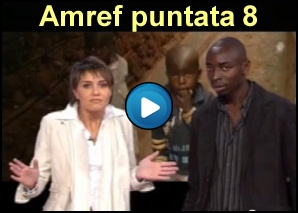 Amref con Paola Cortellesi - Puntata 8