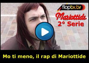 Mariottide – Mo ti meno Rap