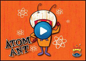 Sigla Atom la formica atomica (Atom Ant)
