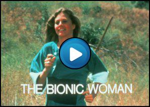Sigla La donna bionica