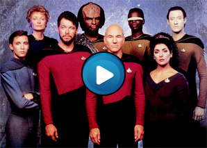 Sigla Star Trek the next generation