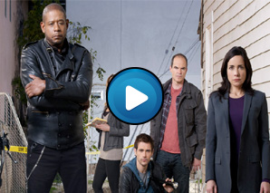Sigla Criminal Minds - Suspect Behavior