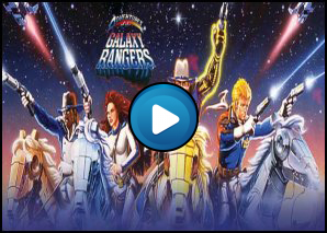 Sigla I rangers delle galassie - The Adventures of the Galaxy Rangers