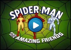L'uomo ragno e i suoi fantastici amici